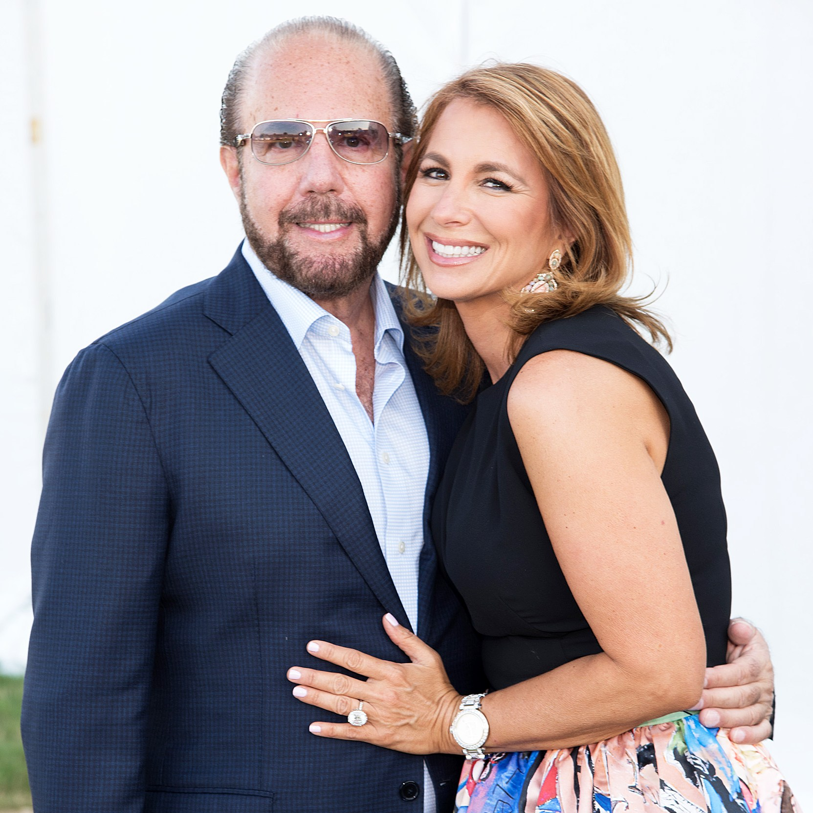 Jill Zarin Birthday Message to Late Husband Bobby