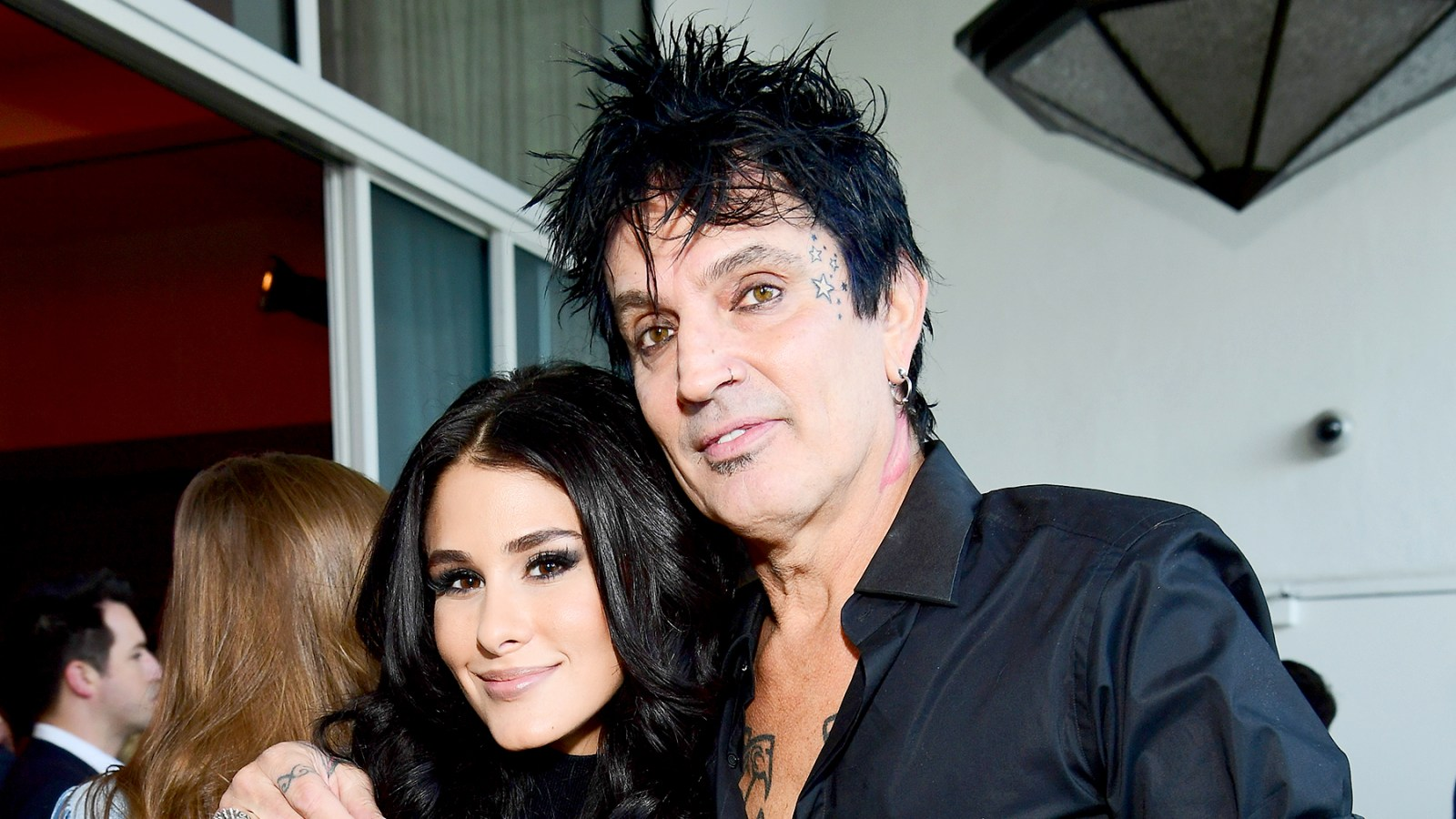 3064f1f82d Did Motley Crue s Tommy Lee Marry Brittany Furlan in L.A.