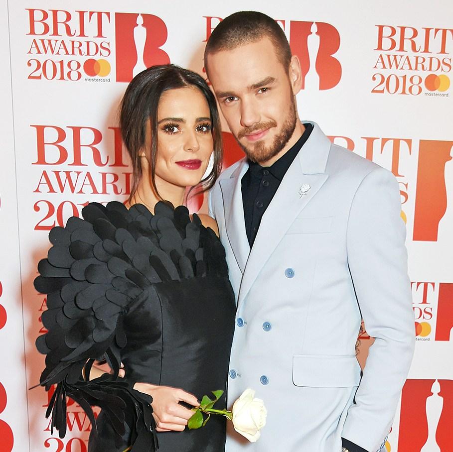 Cheryl Cole Liam Payne