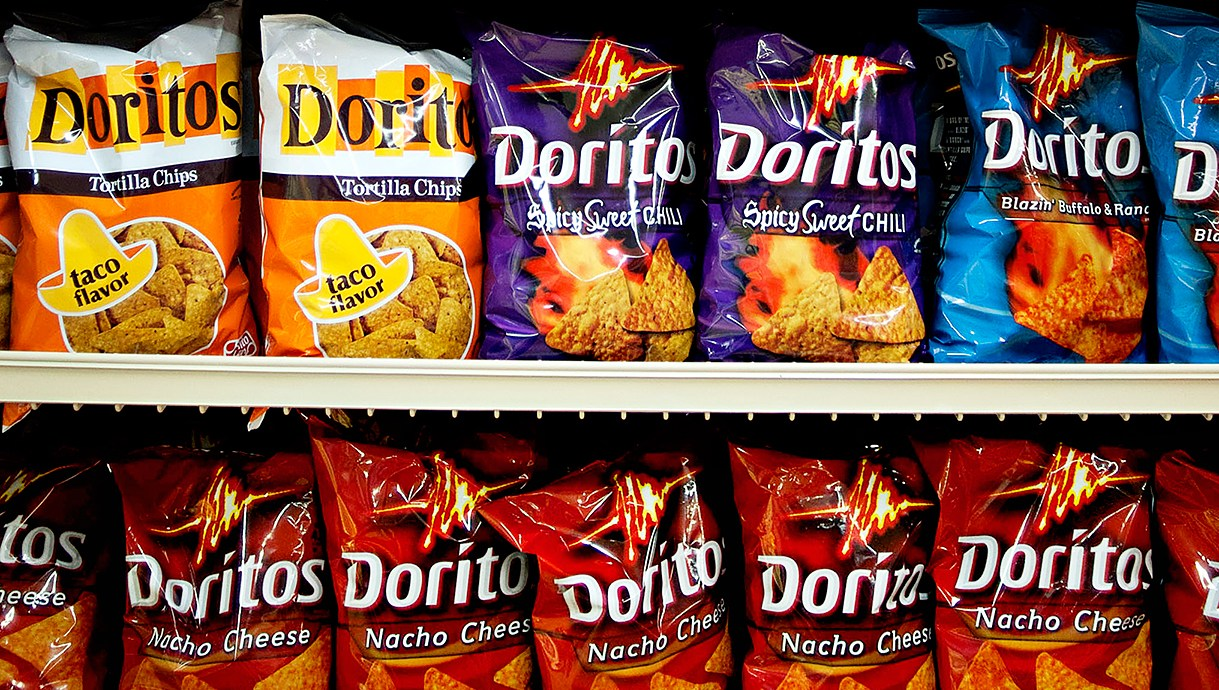 Lady Doritos Reporting Inaccurate