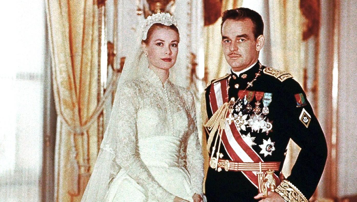Prince of Monaco to Princess Grace