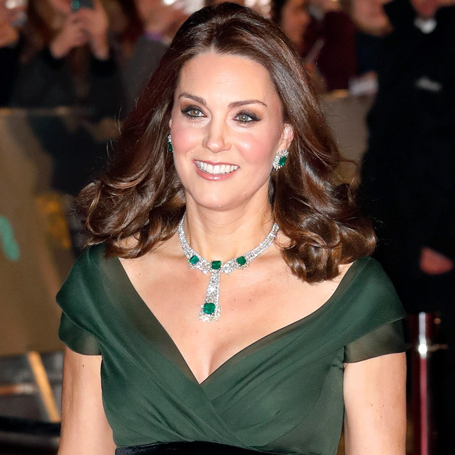 Kate Middleton Catherine duchess of cambridge BAFTA