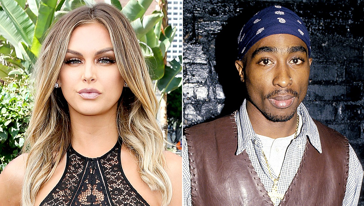 Lala Kent and Tupac