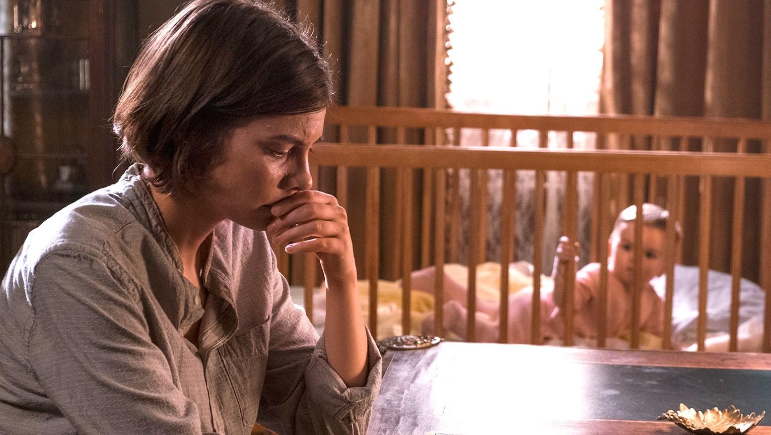 Lauren Cohan as Maggie Greene
