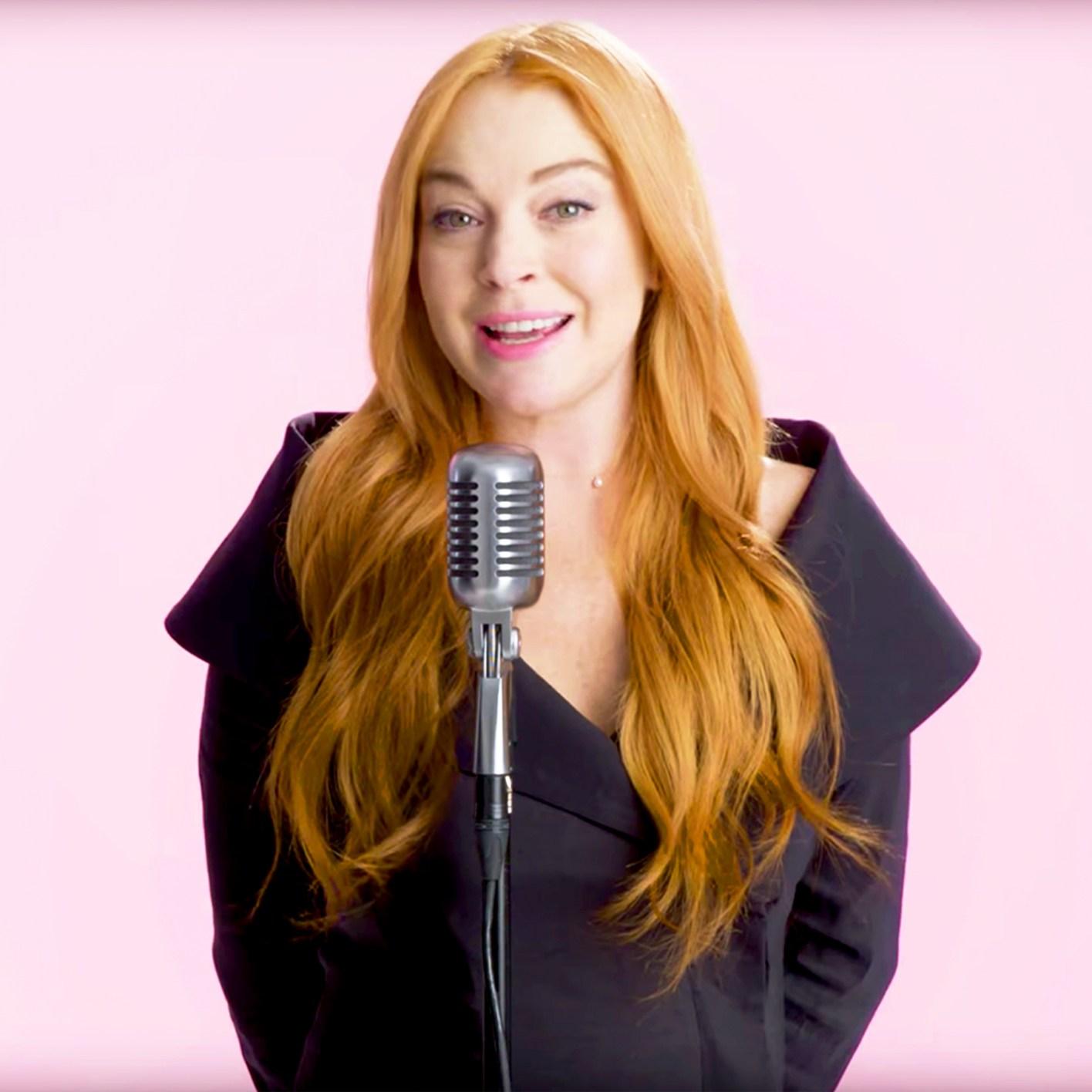 'Mean Girls' star Lindsay Lohan