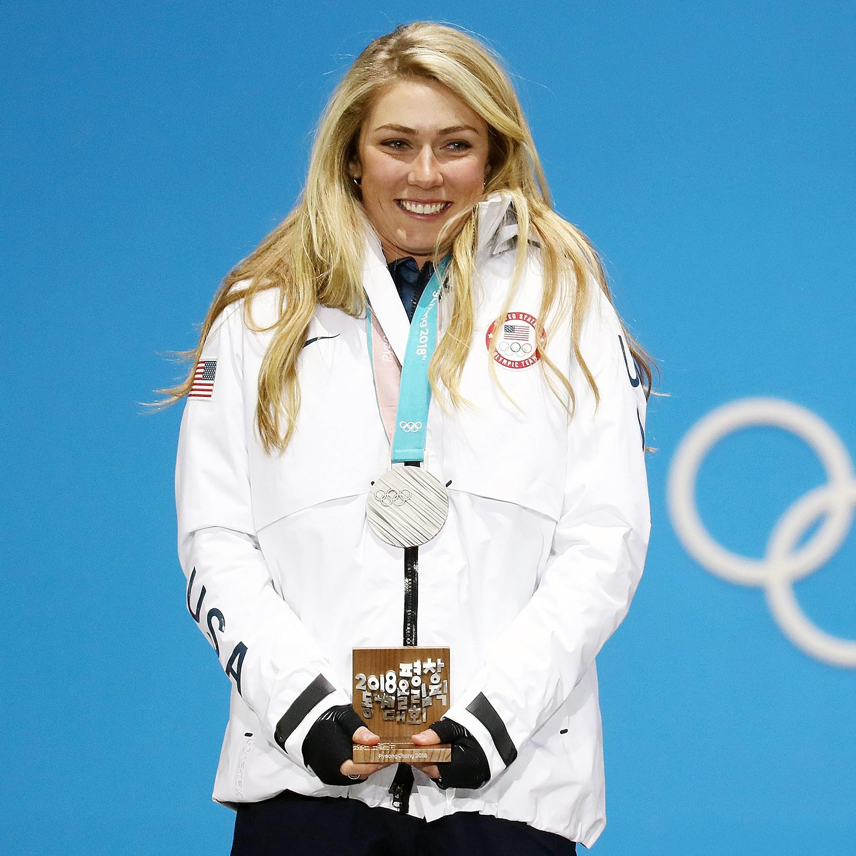 Mikaela Shiffrin PyeongChang 2018 Winter Olympics