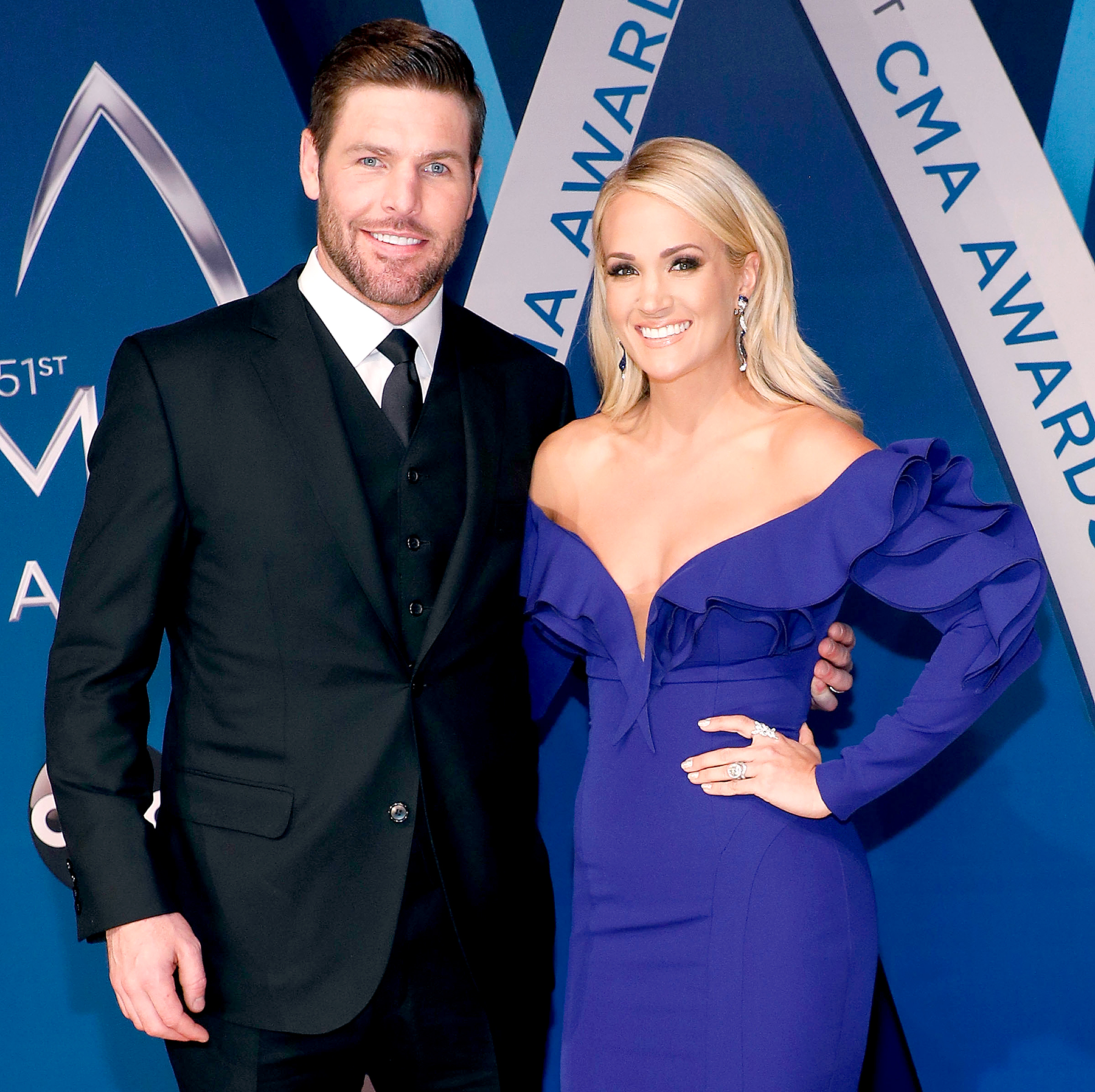 Carrie Underwood Says Husband Mike Fisher Is 'Still My Boyfriend'