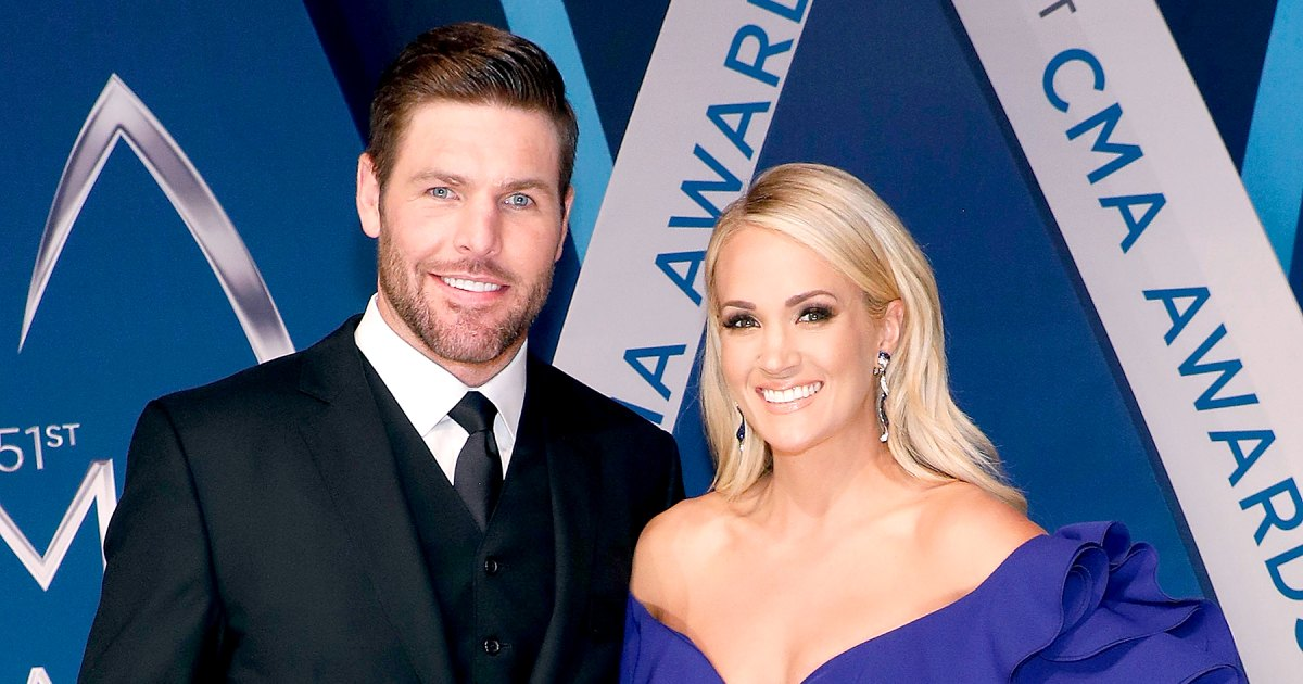 Carrie Underwood Says Husband Mike Fisher Is 'Still My Boyfriend' 1
