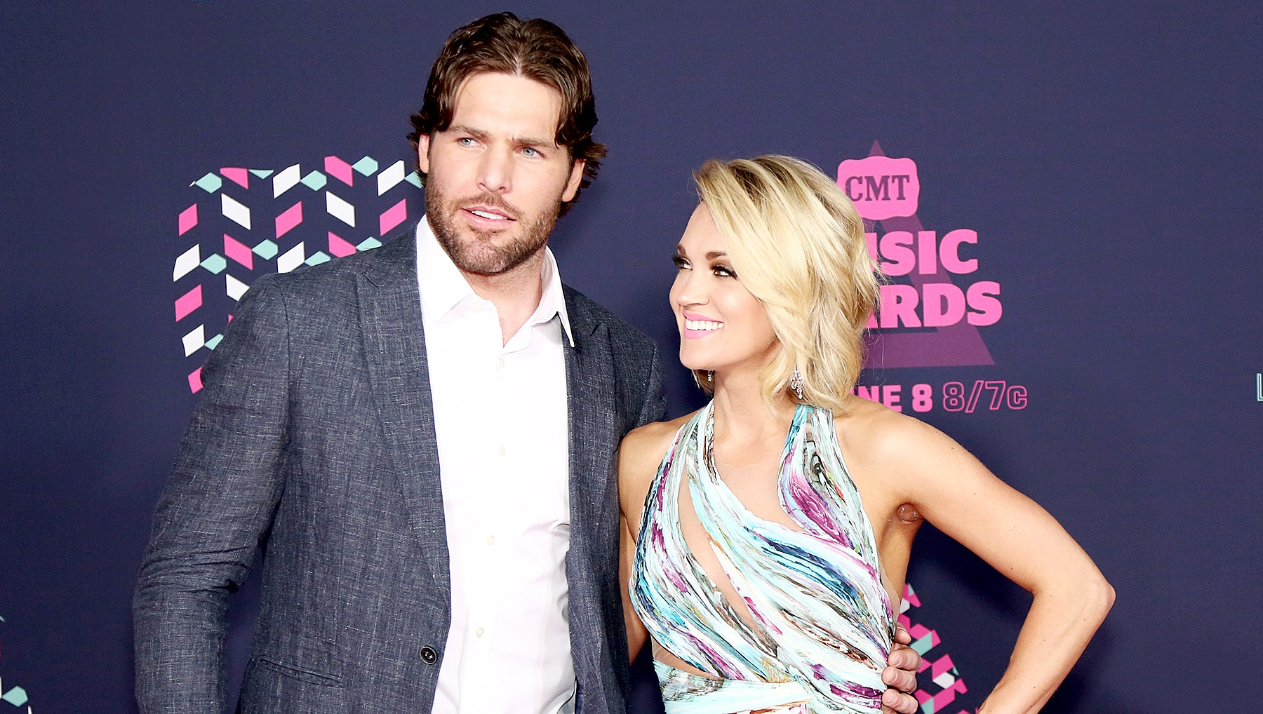 Mike-Fisher-and-Carrie-Underwood