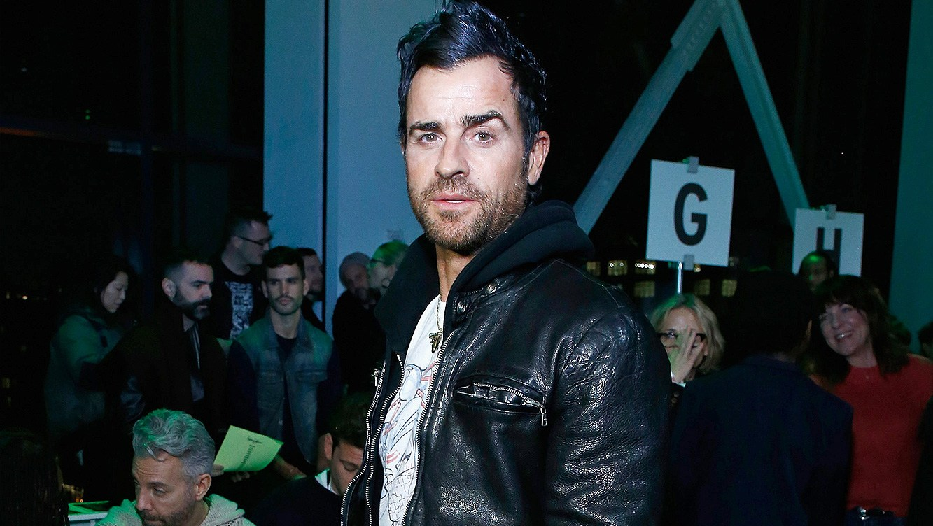 New York Fashion Week, Justin Theroux, Adam Selman