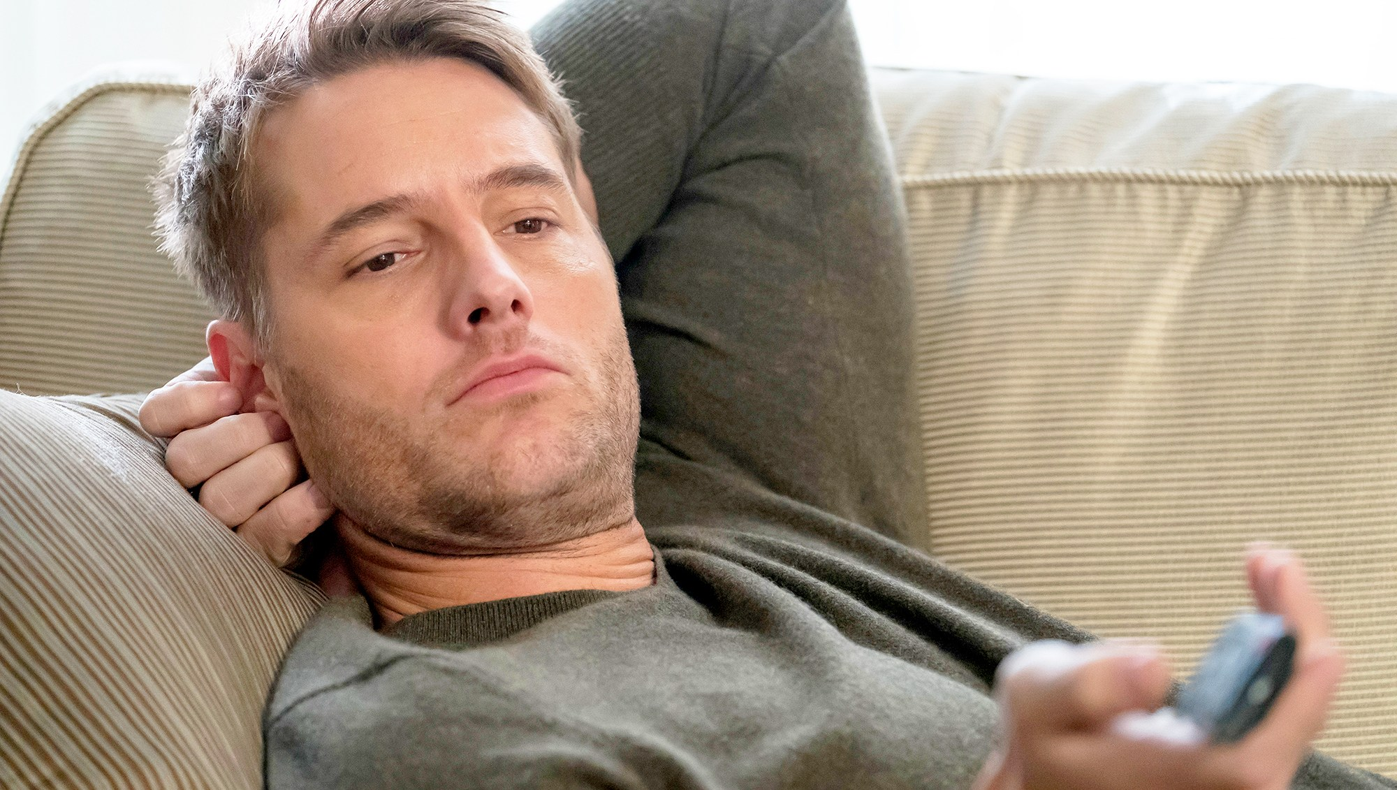 Justin Hartley as Kevin on 'This Is Us'