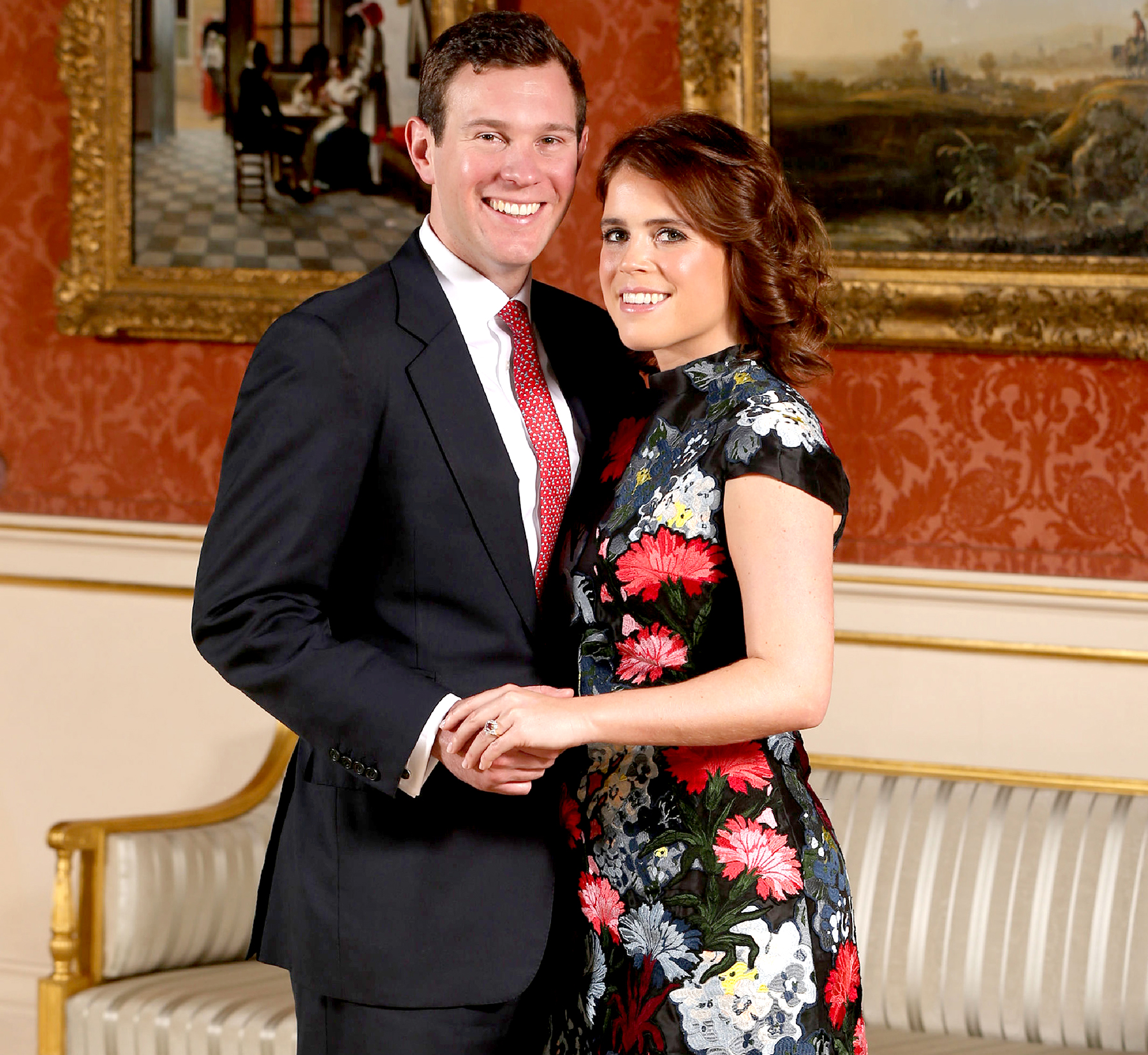 Princess Eugenie's Wedding Date Has Been Set