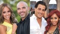 Couples Survived reality TV Curse Snooki-Polizzi-and-Jionni-LaValle melissa joe gorga