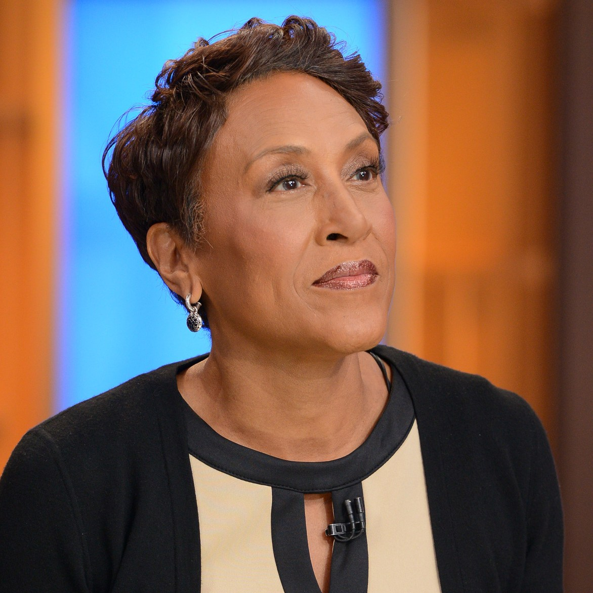 Robin Roberts on Good Morning America