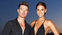 Robin Thicke April Love Geary