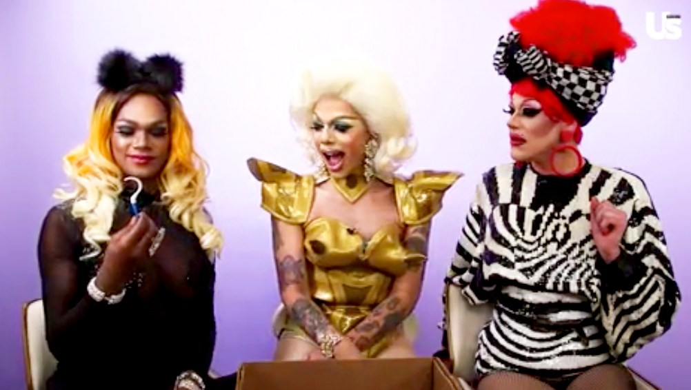 Rupaul Halloween Costume | Rupaul S Drag Race All Stars Play What The Web