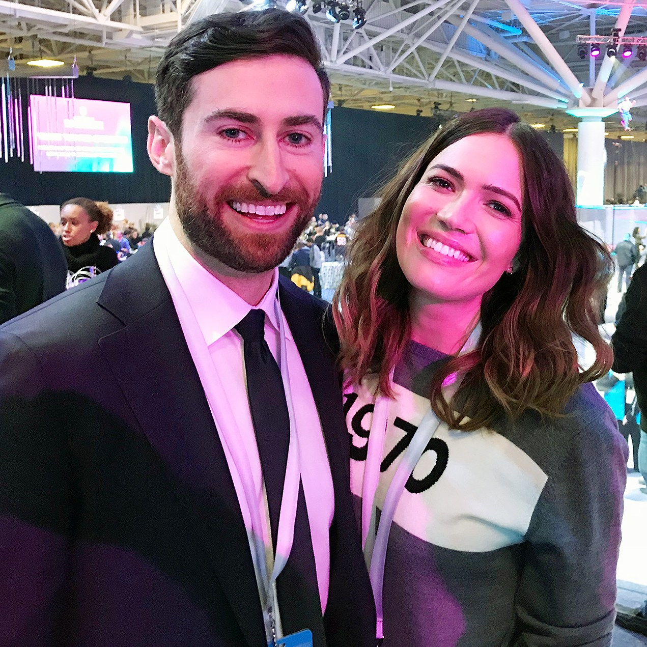 Scott HQ Trivia Mandy Moore