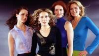 Kristin Davis, Sarah Jessica Parker, Cynthia Nixon and Kim Cattrall Sex and the City