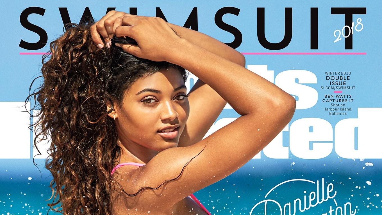 SI Swimsuit 2018 cover Danielle Herrington