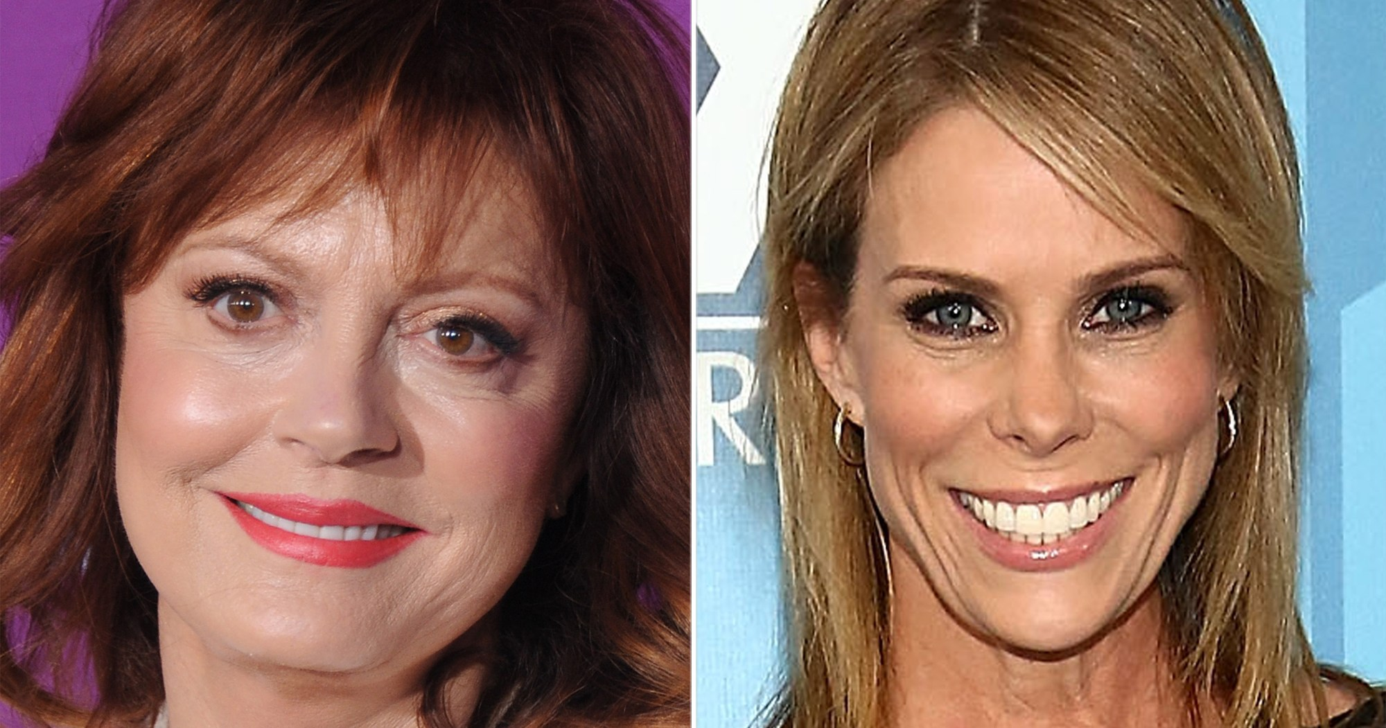 'Bad Moms' Stars Susan Sarandon and Cheryl Hines Get Candid About Motherhood