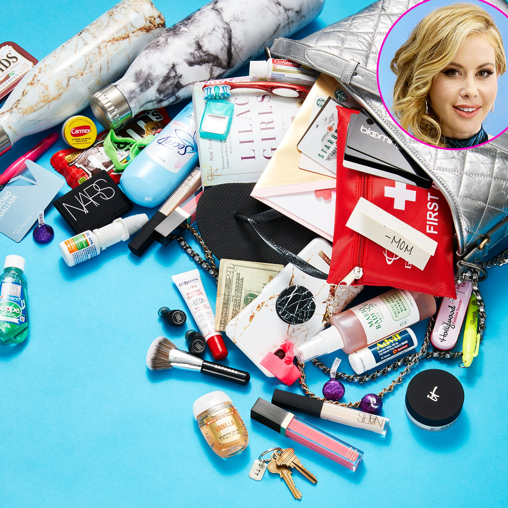 Tara Lipinski What's In My Bag