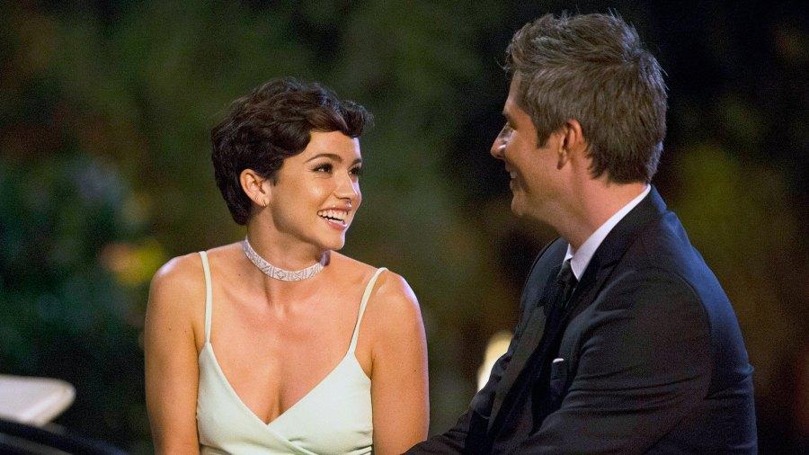 Arie Luyendyk Jr. and Bekah Martinez on 'The Bachelor'