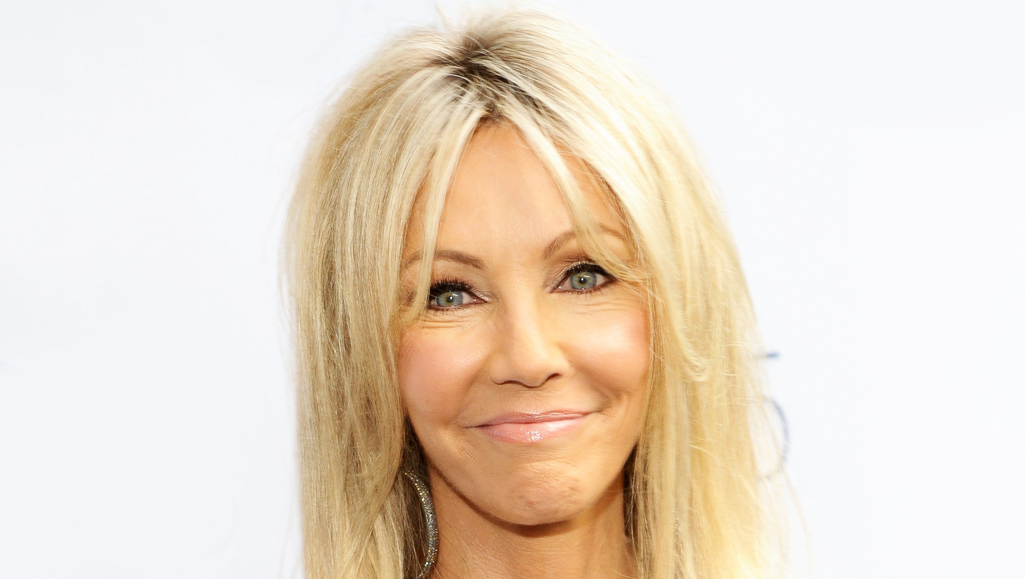 Heather Locklear attends TNT 25TH Anniversary Party during Turner Broadcasting's 2013 TCA Summer Tour at The Beverly Hilton Hotel in Beverly Hills, California.
