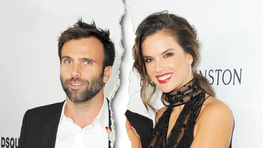 Alessandra Ambrosio and Jamie Mazur arrive at amfAR's Inspiration Gala 2015 Los Angeles at Milk Studios in Hollywood, California.