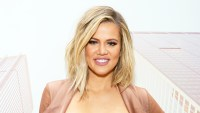 Khloe Kardashian attends Allergan KYBELLA 2016 event at IAC Building in New York City.