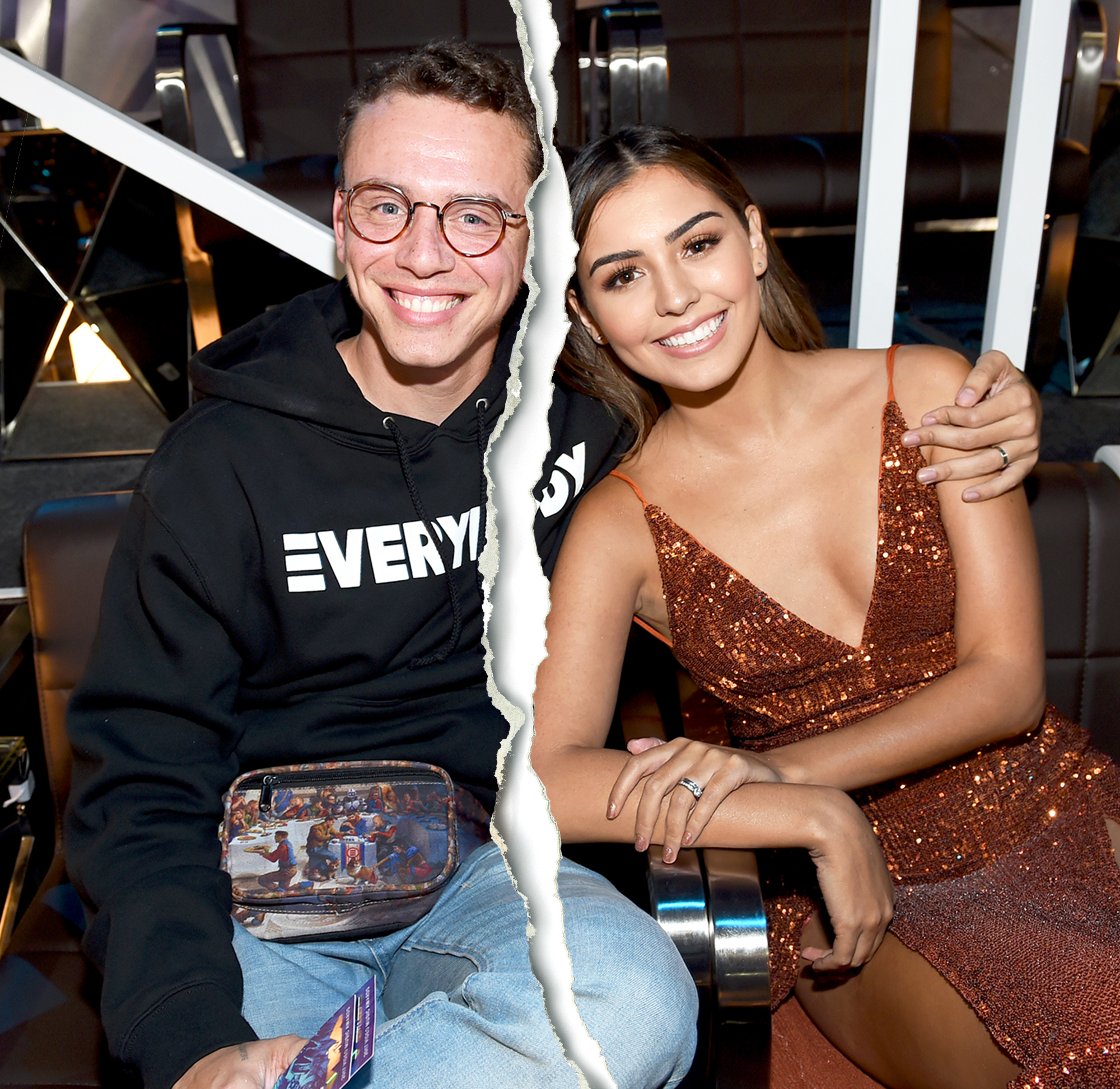 Rapper Logic Splits With Wife ... Divorce Looms