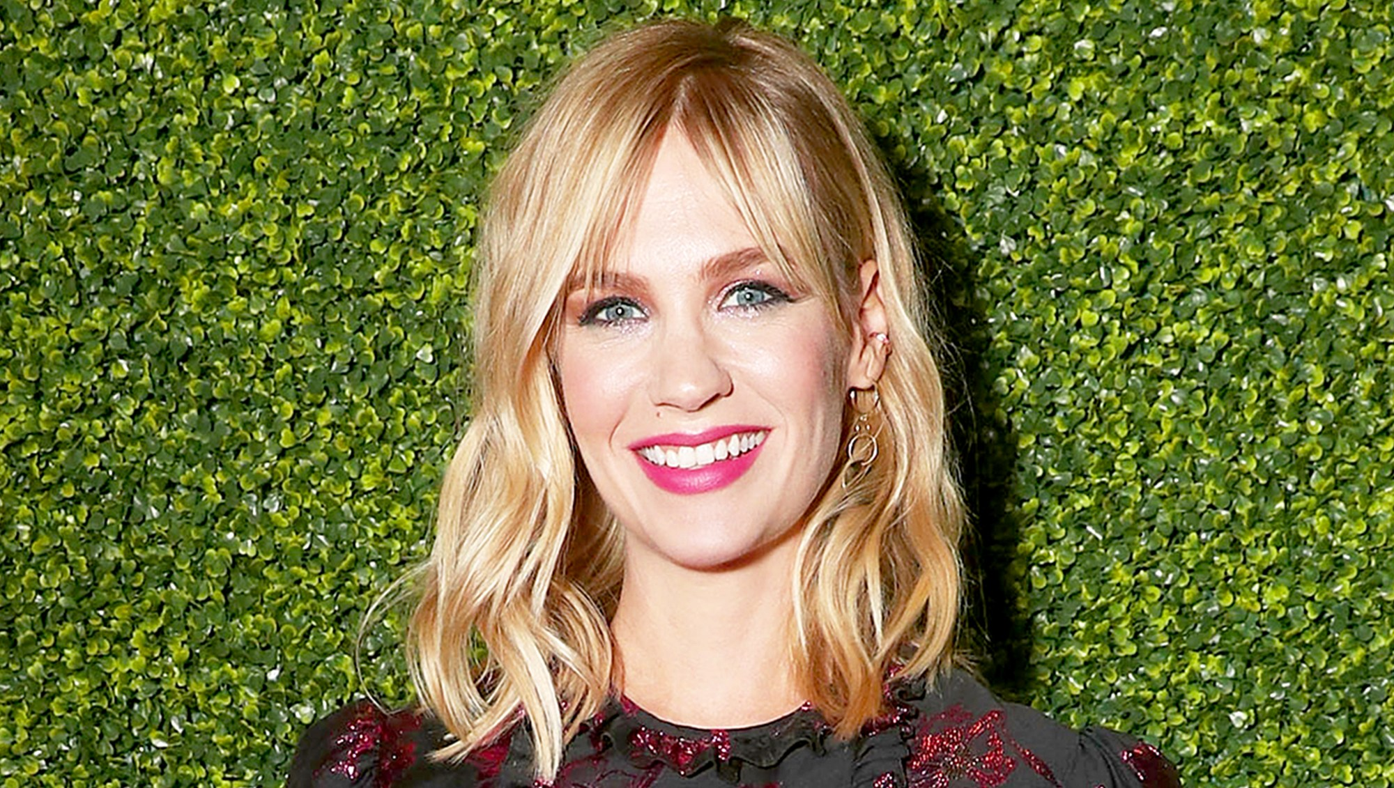 January Jones Celebrities Who Love The Bachelor Gallery