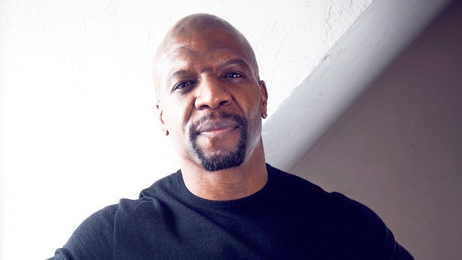 Terry Crews at the YouTube x Getty Images Portrait Studio at 2018 Sundance Film Festival on in Park City, Utah.