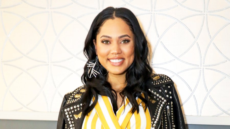 Ayesha Curry attends the Women's Empowerment 2018 Summit Luncheon in Los Angeles, California.