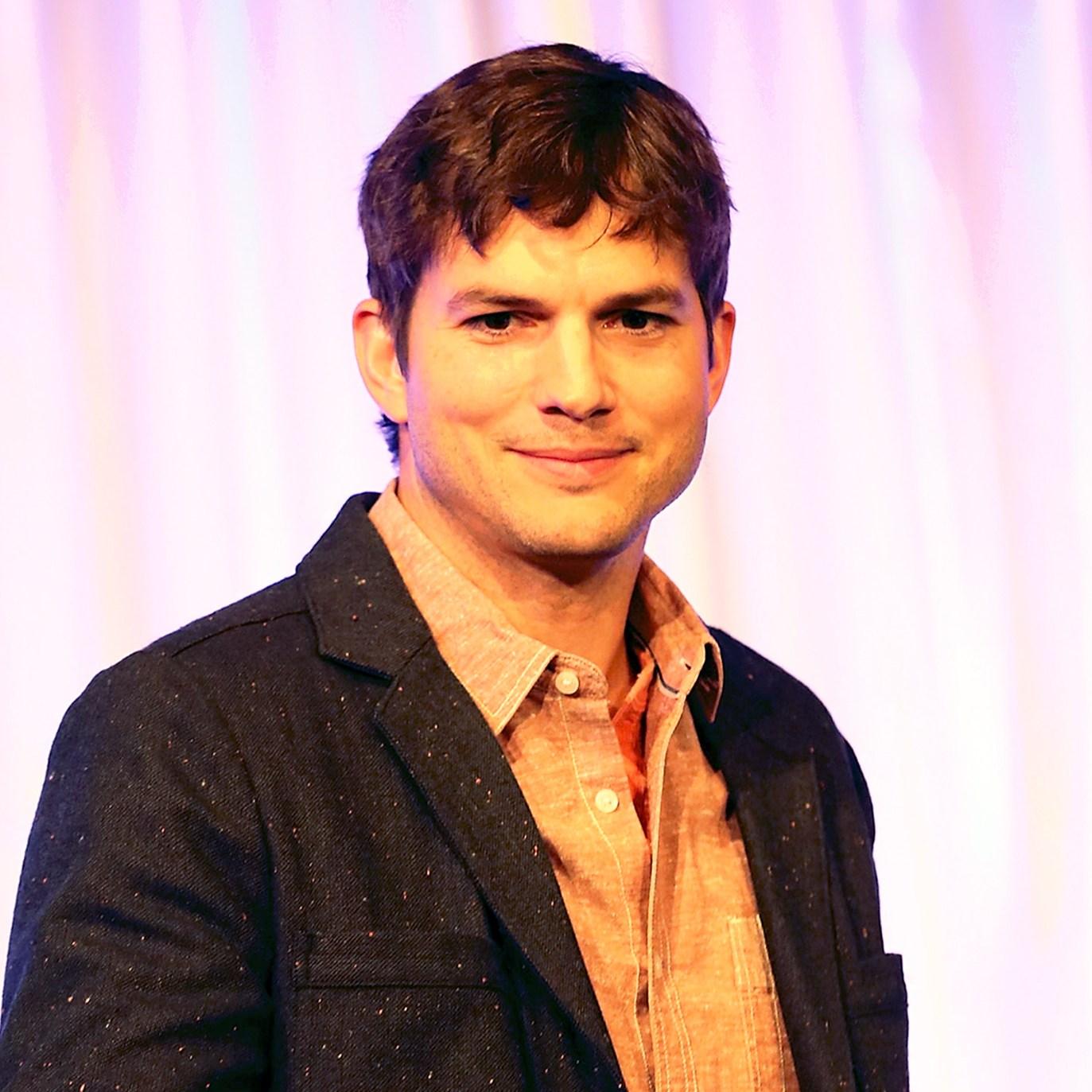 Ashton Kutcher attends City Summit 2018 at Universal Studios Hollywood in Universal City, California.