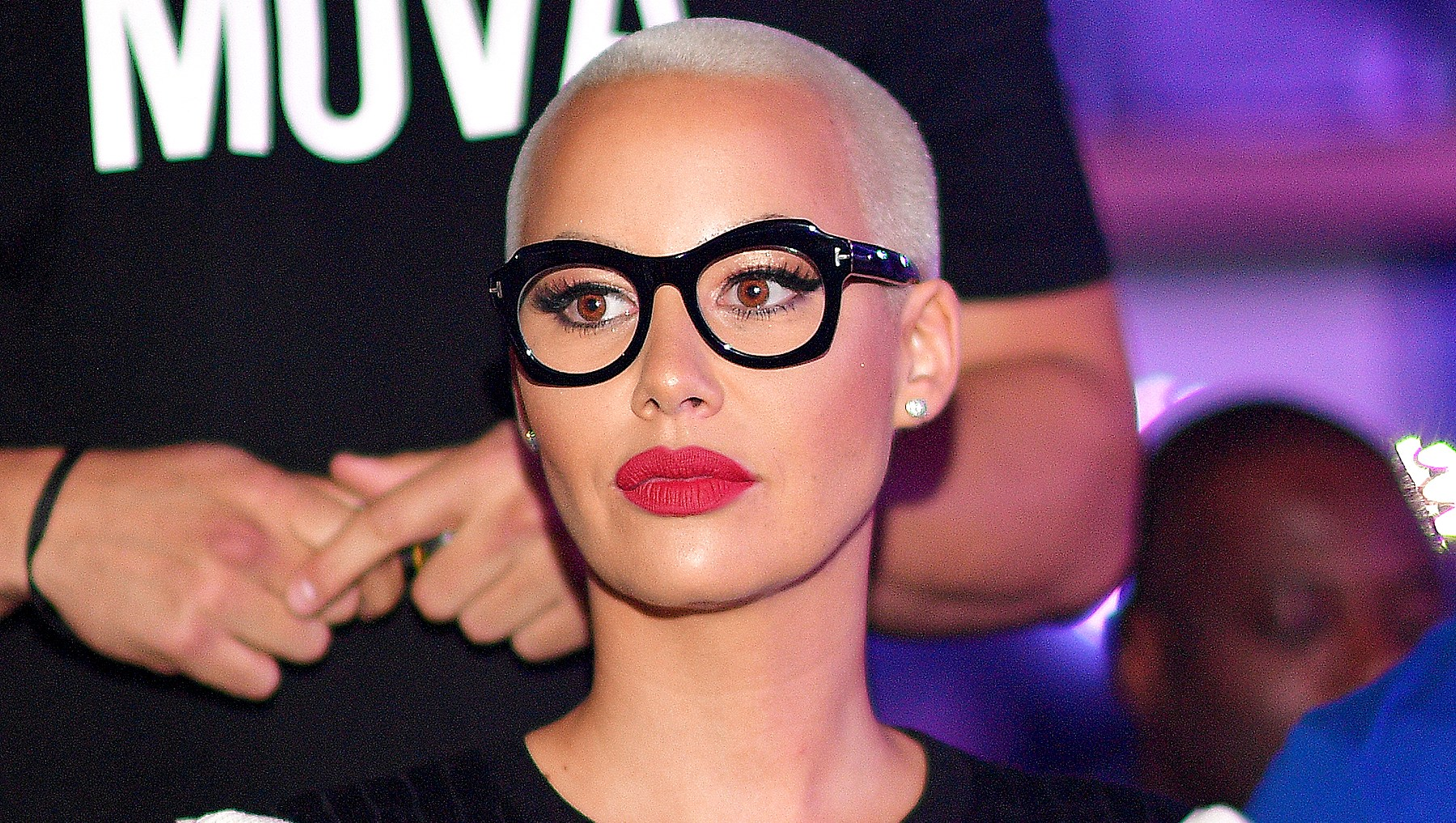 amber-rose slams haters