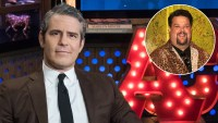 Andy Cohen and Chris March tweet coma