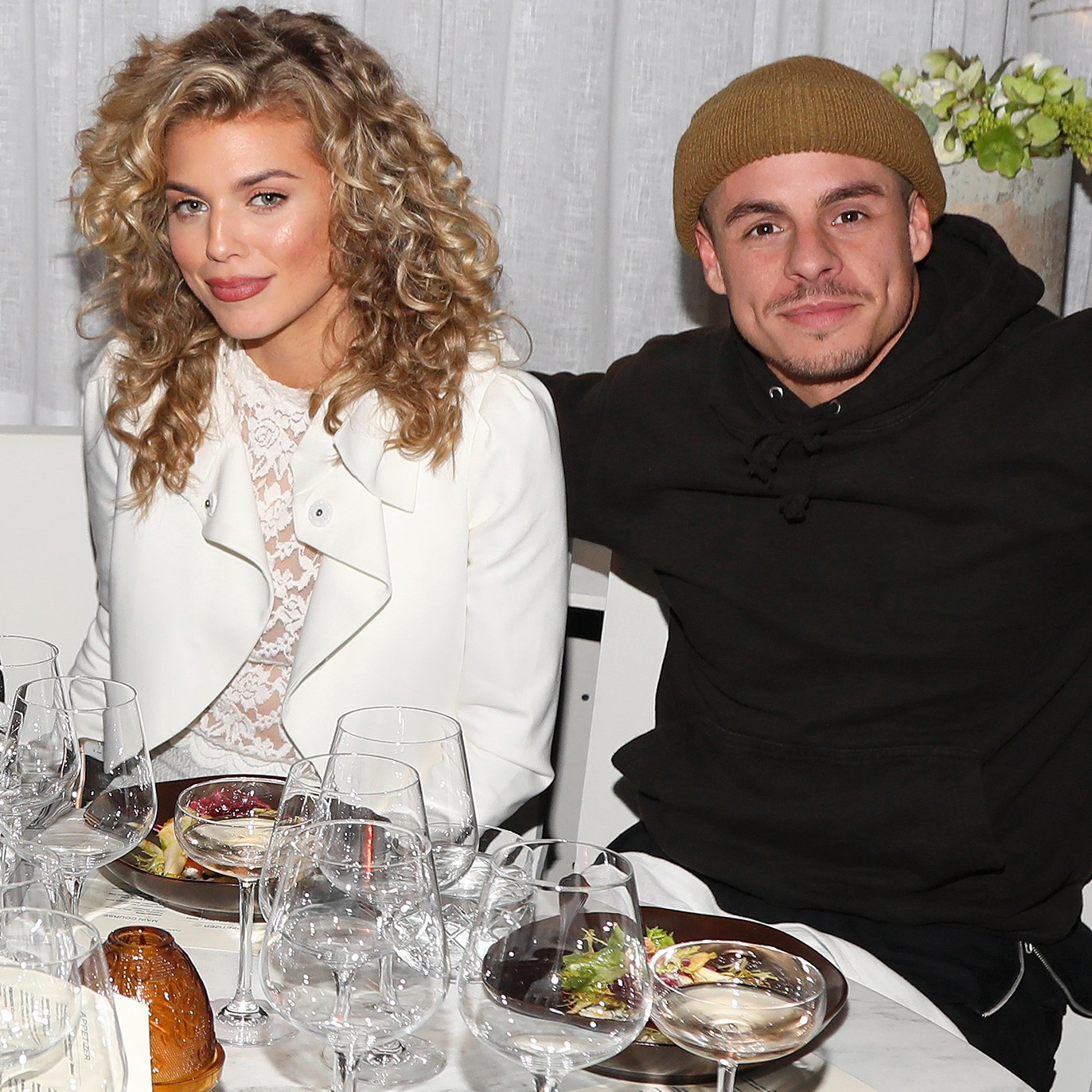 AnnaLynne McCord, Casper Smart, FARMHOUSE Los Angeles