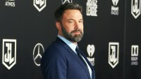 Ben Affleck Speaks Out About Back Tattoo