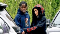 Kylie Jenner and Travis Scott on May 31, 2017.