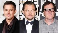 Brad Pitt Joins Leonardo DiCaprio in Quentin Tarantino Manson Movie