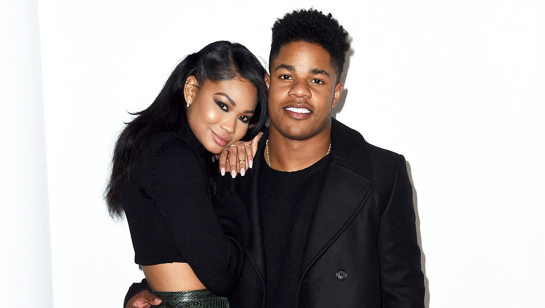 Chanel Iman Sterling Shepard Married