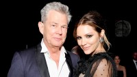David-Foster-and-Katharine-McPhee Oscars 2018