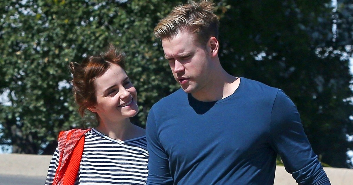 Emma Watson Chord Overstreet Have Been Dating For Months