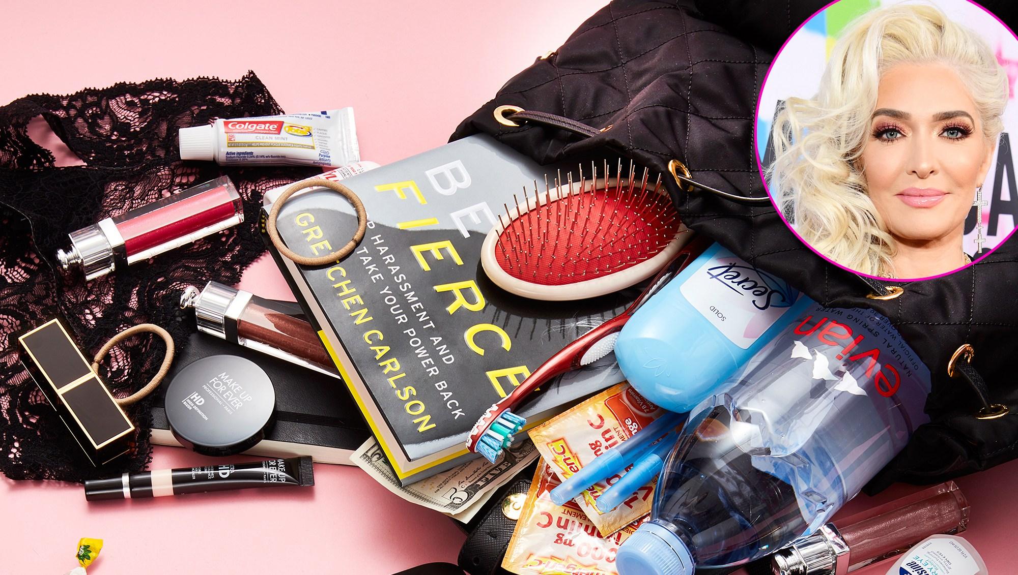 Erika Jayne What's In My Bag