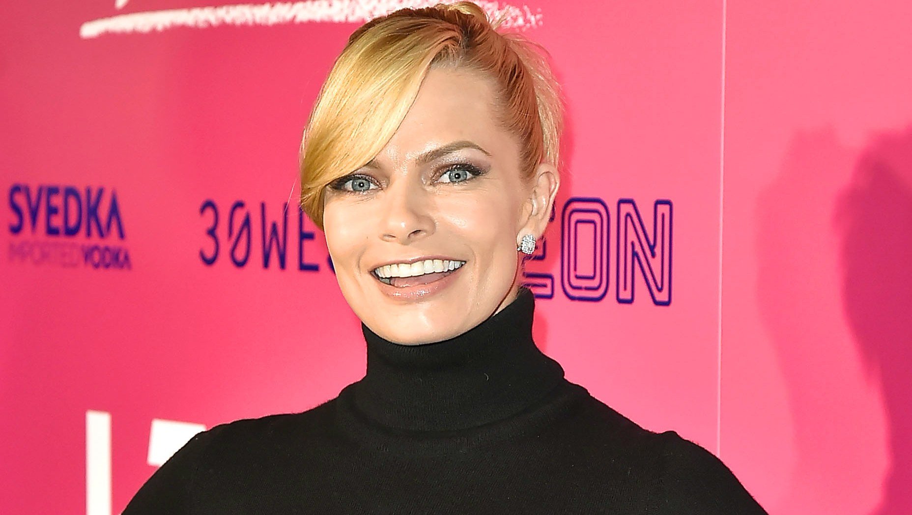 Jaime Pressly mothers day