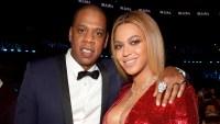 Jay-Z Beyonce Post-Oscars Party Sneak Peek