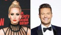 Jennifer Lawrence Not Sure If She Will Speak to Ryan Seacrest at Oscars