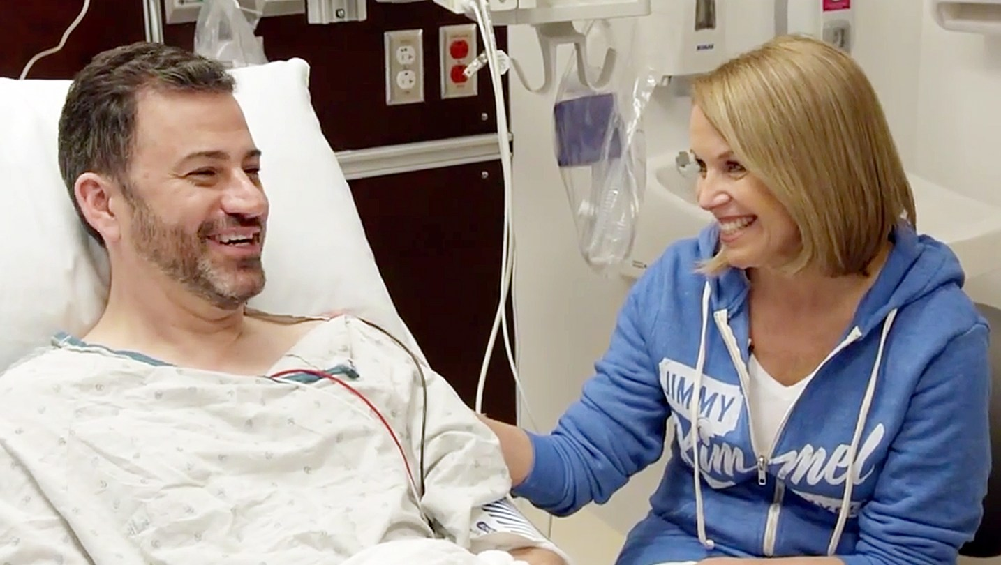 Jimmy Kimmel colonoscopy