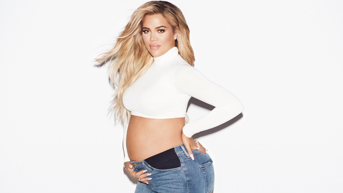 Pregnant Khloe Kardashian Says She Can't Wait to Hit the Gym in 'Beast Mode' After She Gives Birth