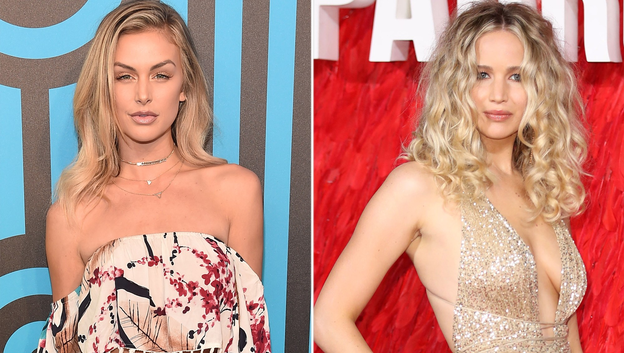 Lala Kent, Jennifer Lawrence